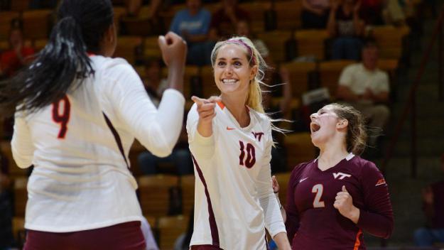 Amanda Mckinzie, nou reforç per al DSV- Club Voleibol Sant Cugat