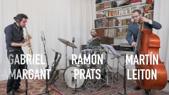Concert: Gabriel Amargant Trio