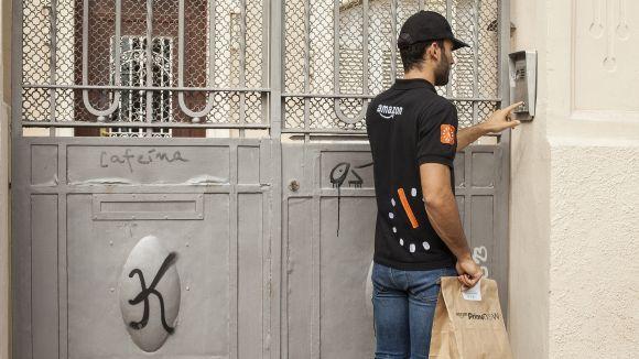 El nou servei d'entregues ultraràpides d'Amazon arriba a Sant Cugat