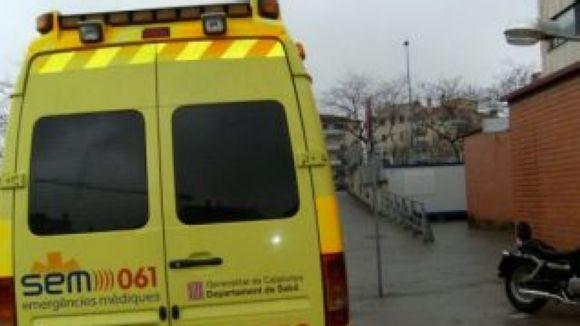 La uaSC creu insuficient el servei d'ambulàncies Sant Cugat