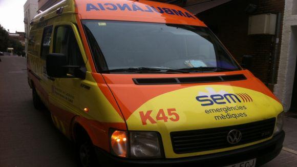 La uaSC proposa 10 mesures per millorar el servei d'ambulàncies a Sant Cugat