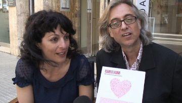 Víctor Amela i Roser Amills reivindiquen la presència de l'amor en l'àmbit públic