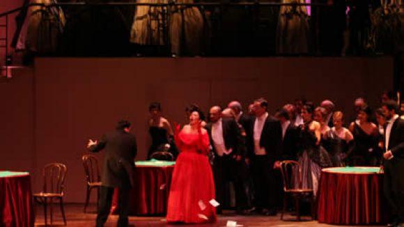 'La Traviata', 'Nabucco' i 'Tosca' tornen amb la nova programació del Teatre-Auditori
