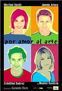 'Por amor al arte' ha estat una de les obres en castellà.