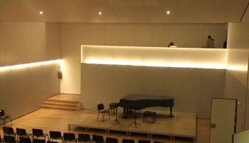 L'Escola de Música enllesteix l'ampliació per esdevenir conservatori el curs vinent