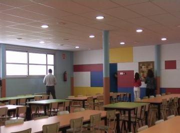 L'escola Santa Isabel incorpora un nou edifici per al servei de menjador