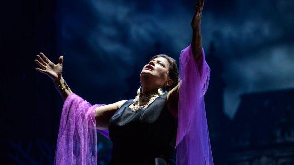 La mezzosoprano Ana Häsler torna a participar al FEMUSC del Brasil