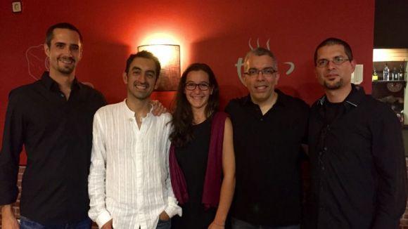 Jazz, salsa i bossanova sonaran avui al Casal TorreBlanca en el concert d'Anacrusa