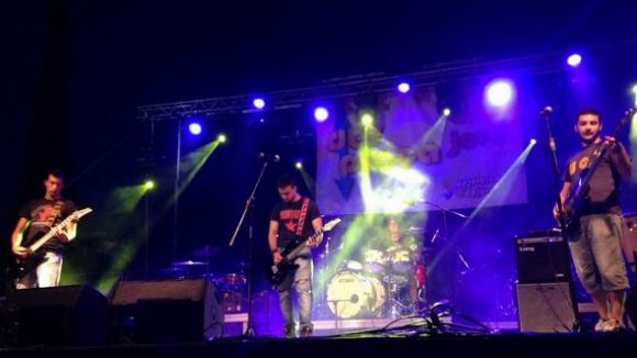 Els concerts de música local fan vibrar la DesPlaça Jove