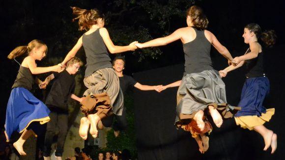 Els alumnes d'Andança portaran més de 70 coreografies a la plaça de l'Om