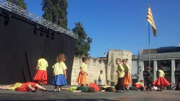 Andança fa créixer l'Esbart Sant Cugat