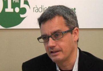 El president d'ERC veu compatibles la manifestació preventiva de Carod i la posterior a la sentència