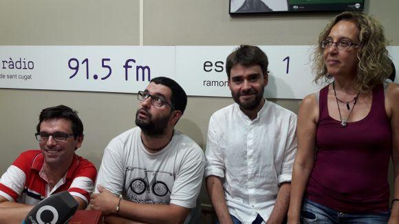 Daniel Ruiz-Trillo, 'Un tal Pere', David Vila i Cristina Company, l'equip d'''Anell al dit'