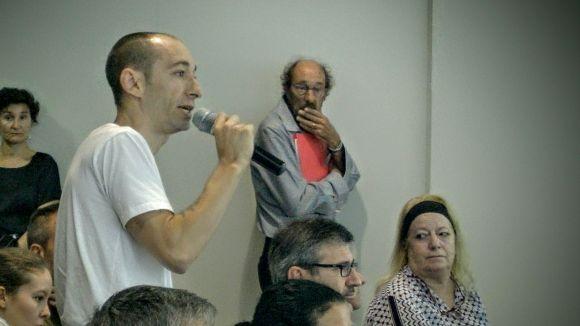 La situació del club cannàbic de Roquetes-Can Magí, a l'audiència pública