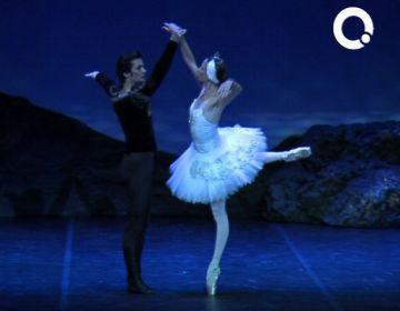 El públic ovaciona 'El llac dels Cignes' en la seva estrena al Teatre-Auditori