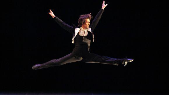 'Pálpito' va ser creat per encàrrec del ballarí madrileny Ángel Corella / Font: Nycdancestuff.wordpress.com