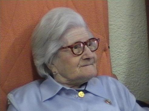 Àngela Cumellas i Farré, nova àvia centenària de Sant Cugat