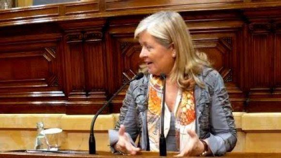 Àngels Ponsa torna a ser diputada al Parlament amb la renúncia de l'escó de Neus Munté