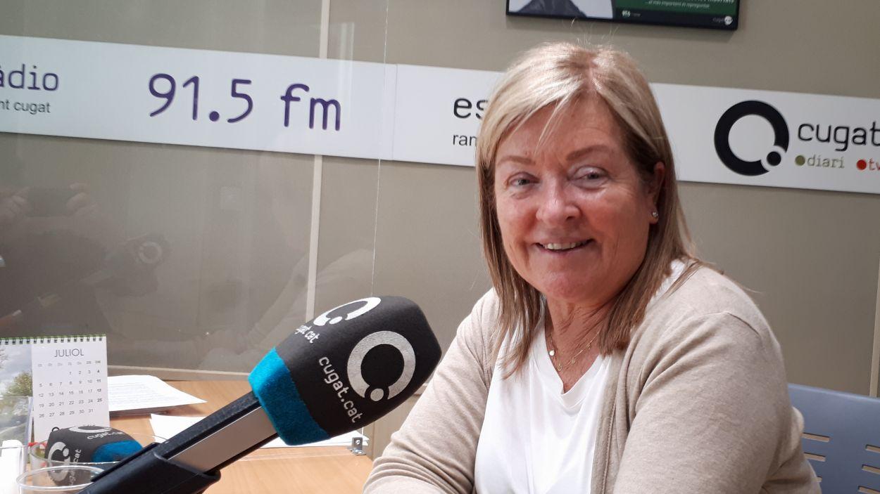 Àngels Ponsa (CiU), nova diputada al Parlament