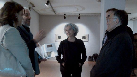 Àngels Ribé: 'Sant Cugat ha de donar una perspectiva més diferent a l'art'