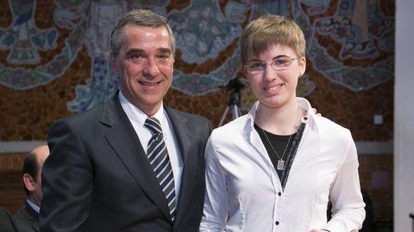 La santcugatenca Anna Creus, becada per la Fundació Catalunya-La Pedrera