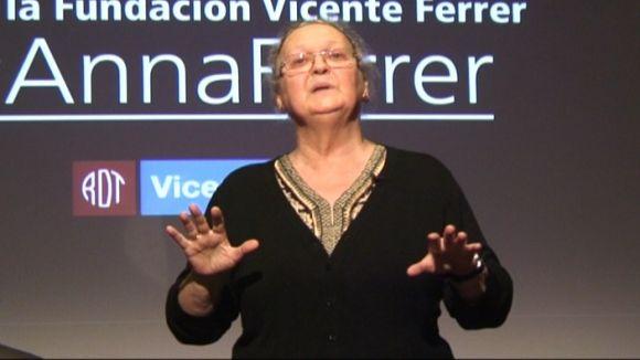La Fundació Vicente Ferrer agraeix la solidaritat de Sant Cugat