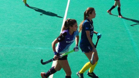 El femení del Junior fa un gran partit però perd davant un Club de Campo més efectiu