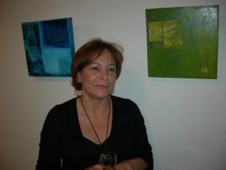L'Escola d'Art acull l'exposició de 'cromocollages' d'Ana Pérez