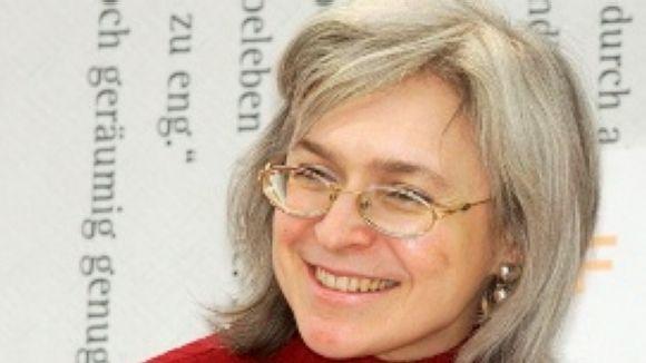 La Diada per la No Violència reivindicarà la figura de Politkóvskaya