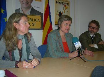 Mireia Ingla, Anna Simó i Artur Royo