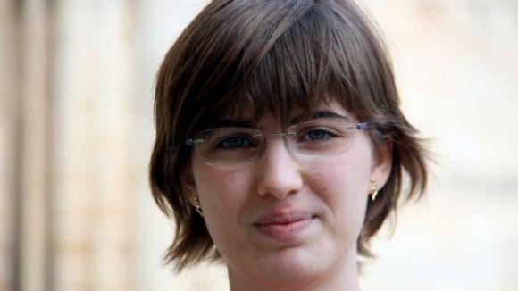 Anna Creus compartirà unes jornades empresarials amb els 20 millors estudiants de la selectivitat
