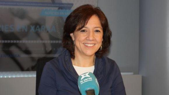 L'alcaldessa de Vic considera Conesa una bona candidata a liderar CDC