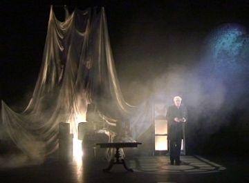 Anthony Blake inquieta el públic del Teatre-Auditori amb el seu costat més misteriós