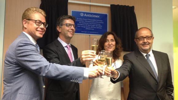 Anticimex estrena seu a Sant Cugat i consolida la seva internacionalització