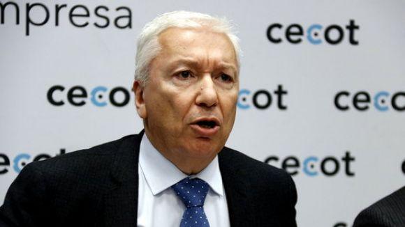 CECOT critica les reformes fiscals i estudia recórrer per 'anticonstitucional' l'avançament de l'impost de societats