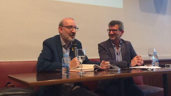 Antoni Bassas: 'Una cosa que hem après després de l'1-O és que els cops fan mal, però les mentides més'