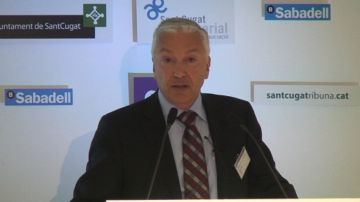 Antoni Abad anima les empreses petites a fusionar-se per ser més innovadores i optar a la internacionalització