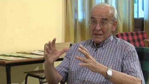 Mor el jesuïta i humanista Antoni Blanch
