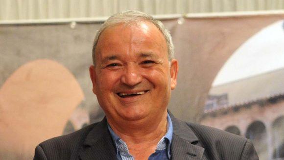 Antonio Rodríguez s'acomiadarà avui de la presidència / Foto: Localpres