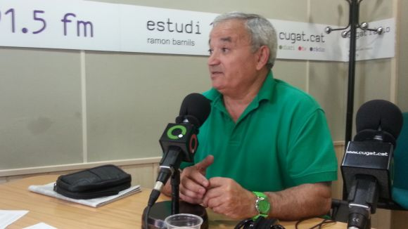 El president del CPA, Antonio Rodríguez, llegirà el manifest del Correllengua
