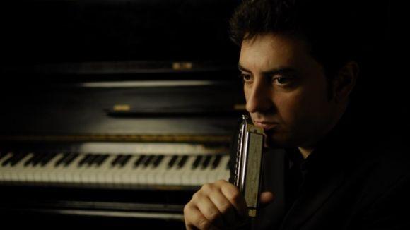 Antonio Serrano presenta 'Harmonious' / Foto: Teatre-Auditori