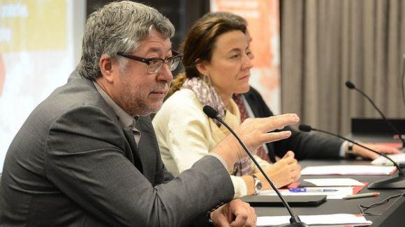 Conesa reclama a l'AMB una solució conjunta de les ciutats en les zones verdes