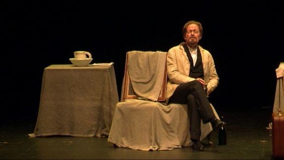 Michael Pennington interpreta al Teatre-Auditori un Txèkhov ple de contrastos