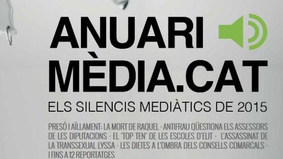 Els assessors de les diputacions investigats per Antifrau, entre els silencis de la 6a edició de l'Anuari Mèdia.cat