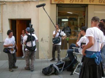 Movistar 'fitxa' santcugatencs per a un vídeo promocional