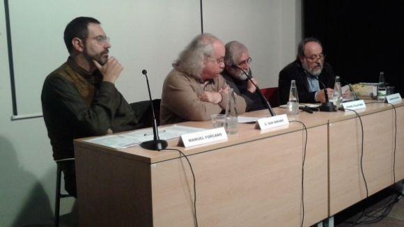 Vicenç Villatoro: 'Espriu escull ser el poeta jueu per esdevenir el profeta català'