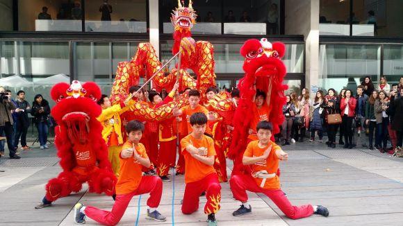 Esade Sant Cugat celebra l'arribada del nou any xinès