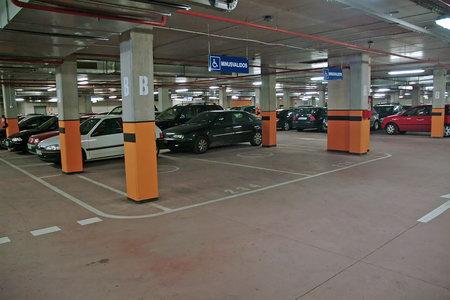 Les persones amb mobilitat reduïda tindran places d'aparcament gratuïtes