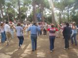 Les sardanes i el concurs de paelles, plats forts de la celebració tradicional