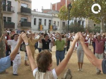 Èxit de participació al 34è Aplec de Sardanes amb prop de 2.000 persones